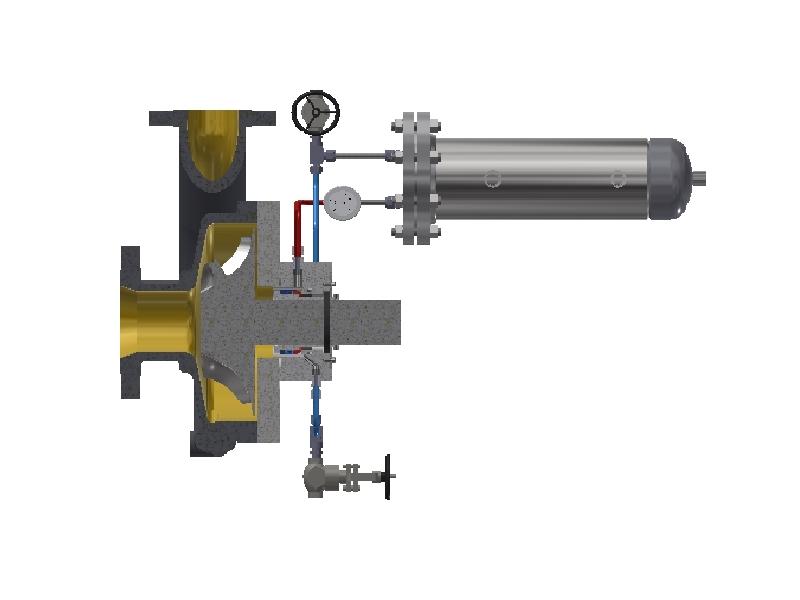 API-682-seal-support-system-plan-23-process-instrumentation-diagram-mechanical-seal-spx-23